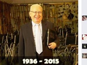 David Miranda morreu aos 79 anos