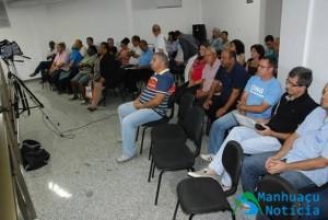 Câmara de Manhuaçu promove audiência sobre Plano de Saneamento e Crise Hídrica (1)