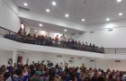 Servidores públicos lotam Anfiteatro na assembleia geral