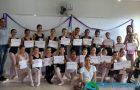 Escola de Ballet Pollydiana Salazar encerra 2018 com chave-de-ouro