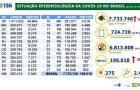 Covid-19: Brasil vem enfrentando crise na saúde e na economia