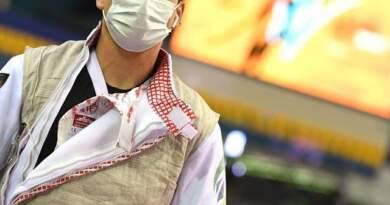 Esgrima: garantido em Tóquio, Toldo para nas quartas de final em Doha