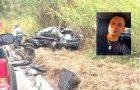 Acidente entre Toro e carreta mata jovem na BR-262