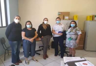 Superintendência Regional de Saúde de Manhuaçu realiza reunião sobre saúde do trabalhador