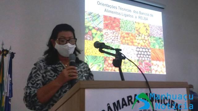 Agricultura familiar: Rede Leste de Bancos de Alimentos reúne-se em Manhuaçu